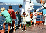 Ferry to Majorca